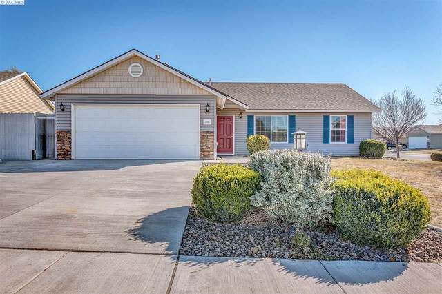 3307 Emerald Downs Lane, Pasco, WA 99301 (MLS #243677) :: Community Real Estate Group
