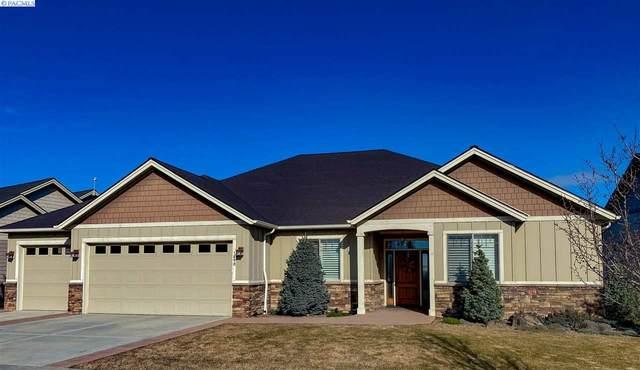 1890 SW Barclay Ridge, Pullman, WA 99163 (MLS #243704) :: Community Real Estate Group
