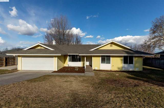 1617 S Jean St, Kennewick, WA 99337 (MLS #243712) :: The Phipps Team