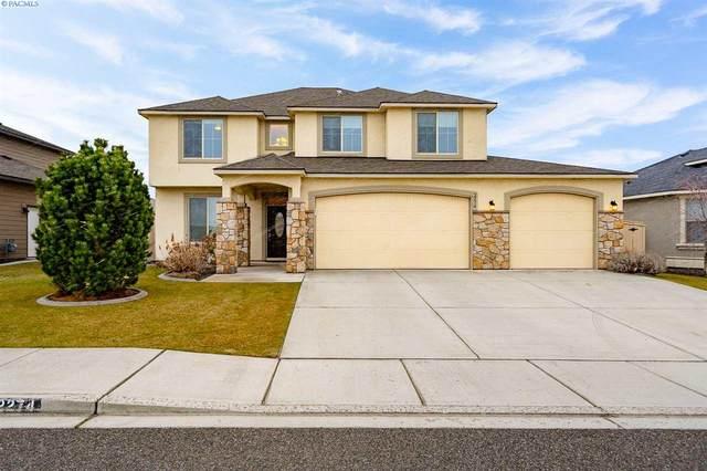 2274 Coppercreek St, Richland, WA 99354 (MLS #243743) :: Premier Solutions Realty
