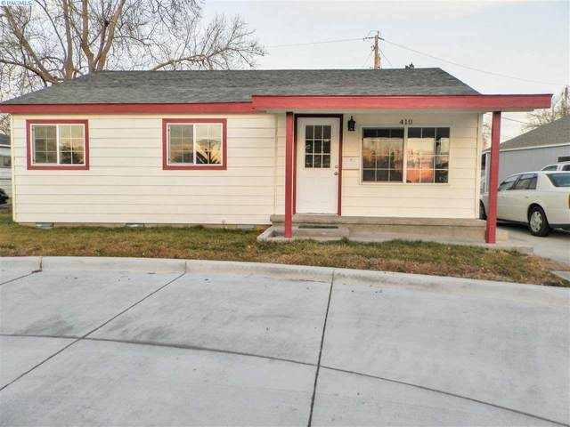 410 Wright Ave., Richland, WA 99352 (MLS #243746) :: Premier Solutions Realty