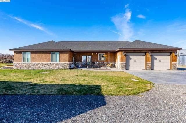 54004 Frazier Rd, Benton City, WA 99320 (MLS #243756) :: Community Real Estate Group