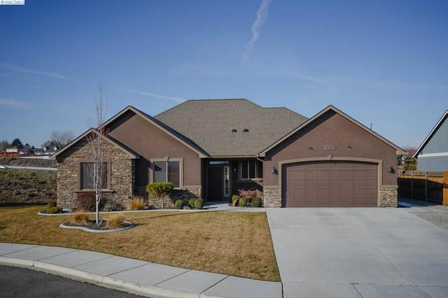 275 Canyon Rim Ct, Richland, WA 99352 (MLS #243759) :: Premier Solutions Realty