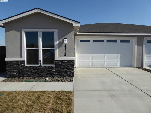 2724 Tranquil Court, West Richland, WA 99353 (MLS #243767) :: Premier Solutions Realty