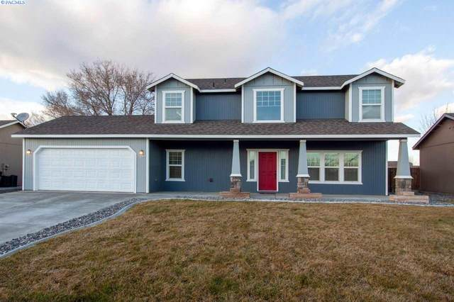5200 Desert Dove Drive, West Richland, WA 99353 (MLS #243794) :: Dallas Green Team