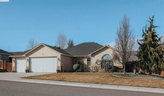 501 Pinnacle Drive, West Richland, WA 99353 (MLS #243829) :: Dallas Green Team