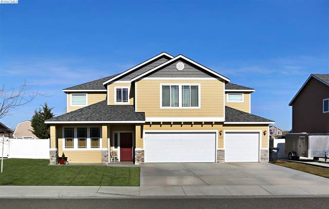 5009 Laredo Drive, Pasco, WA 99301 (MLS #243868) :: Dallas Green Team