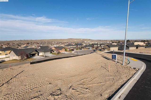 Lot 3 Penny Lane, Richland, WA 99352 (MLS #243889) :: Dallas Green Team