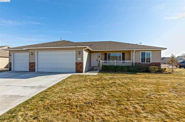 5423 Marbella Lane, Pasco, WA 99301 (MLS #243902) :: Dallas Green Team