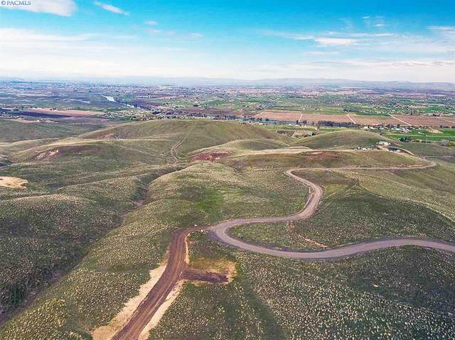 Lot 2 S Ward Gap Road, Prosser, WA 99350 (MLS #244019) :: The Phipps Team