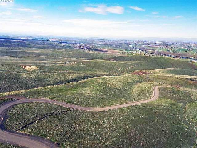 Lot 3 S Ward Gap Road, Prosser, WA 99350 (MLS #244020) :: The Phipps Team