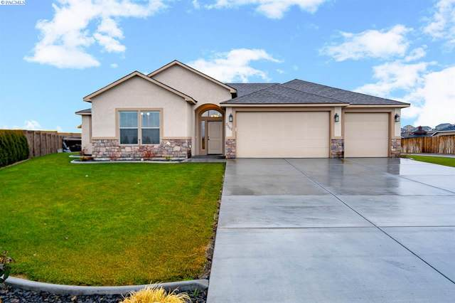 3502 Reserve Ln, Pasco, WA 99301 (MLS #244443) :: Premier Solutions Realty