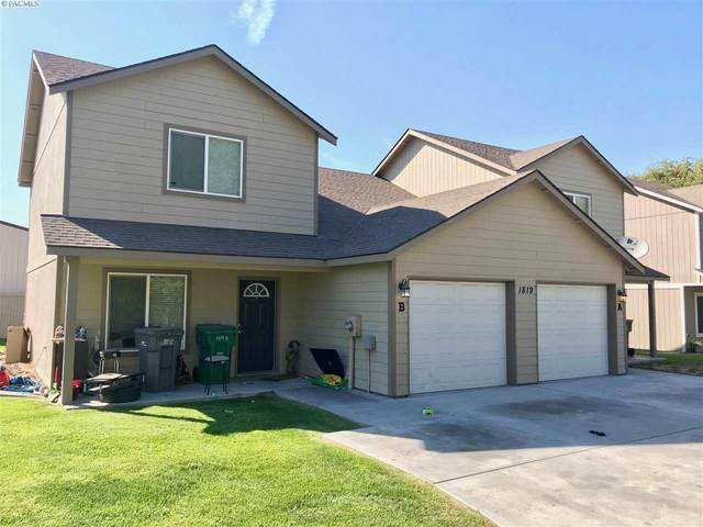 1819 W 19th Ave, Kennewick, WA 99337 (MLS #244485) :: The Phipps Team