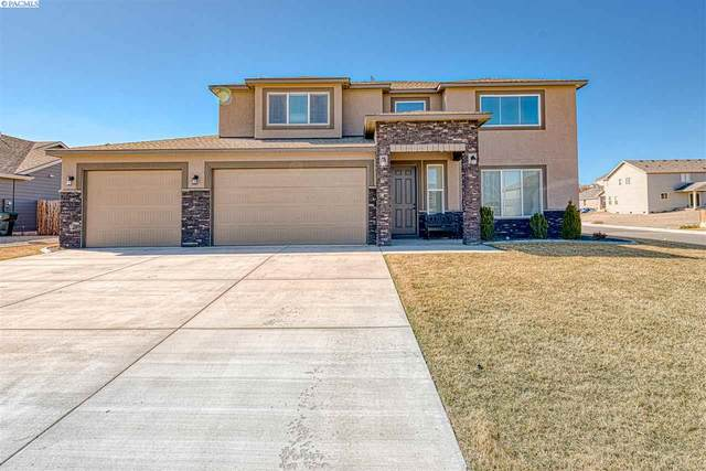 3514 Cook Ln, Pasco, WA 99301 (MLS #244509) :: Premier Solutions Realty