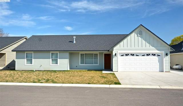 218 Emick Lane, Prosser, WA 99350 (MLS #244511) :: The Phipps Team