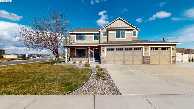 664 Sherwood Street, Richland, WA 99352 (MLS #244560) :: Community Real Estate Group