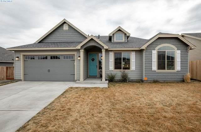 3721 Bismarck Ln., Pasco, WA 99301 (MLS #244564) :: Community Real Estate Group