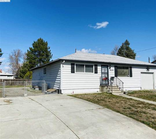 606 Cascade St, Richland, WA 99354 (MLS #244604) :: Community Real Estate Group