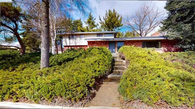120 Spring Street, Richland, WA 99354 (MLS #244607) :: Community Real Estate Group