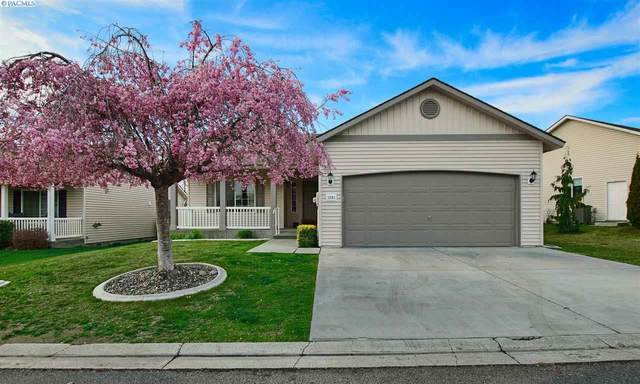 1581 Foxglove Ave, Richland, WA 99352 (MLS #244612) :: Community Real Estate Group