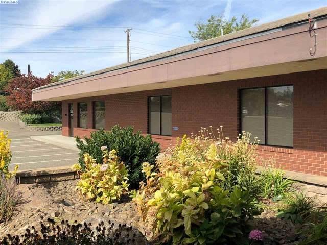 602 N Colorado St. - Suite 110, Kennewick, WA 99336 (MLS #244620) :: Community Real Estate Group