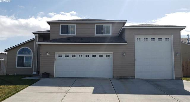 5702 Wrigley Dr., Pasco, WA 99301 (MLS #244658) :: Premier Solutions Realty