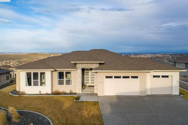 1630 Salerno Ln, Richland, WA 99352 (MLS #244691) :: The Phipps Team