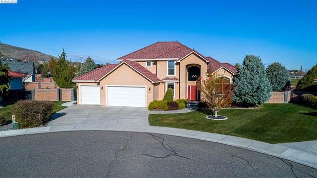1209 Cameo Drive, Richland, WA 99352 (MLS #244719) :: The Phipps Team