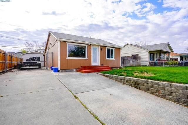 414 Sanford Ave., Richland, WA 99352 (MLS #244766) :: Dallas Green Team
