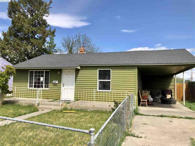 2402 W 4th Pl, Kennewick, WA 99336 (MLS #245082) :: Tri-Cities Life
