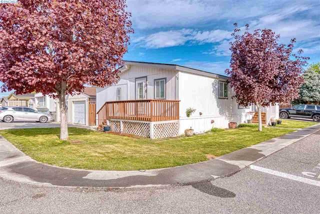 2105 N Steptoe St Trlr 58, Kennewick, WA 99336 (MLS #245110) :: Premier Solutions Realty