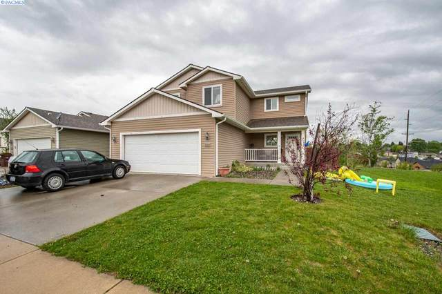 1310 SW Lost Trail Drive, Pullman, WA 99163 (MLS #245492) :: Dallas Green Team