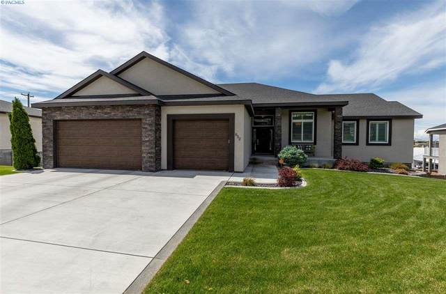 652 S Pittsburgh St, Kennewick, WA 99336 (MLS #245521) :: Premier Solutions Realty