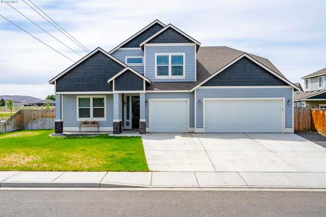 6113 Grant St., West Richland, WA 99353 (MLS #245528) :: The Phipps Team