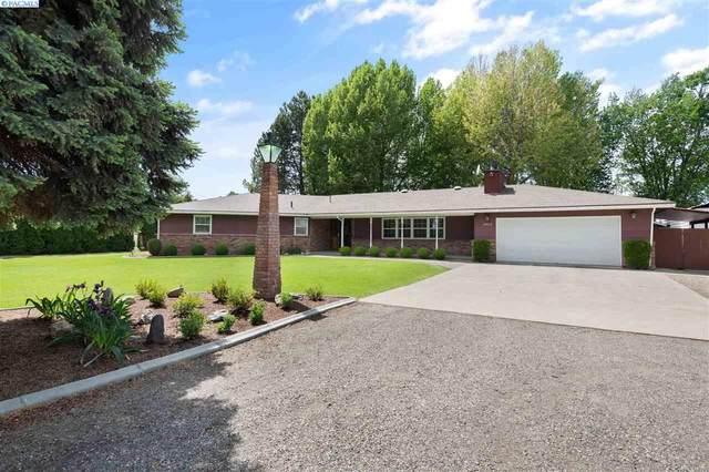 24512 S Oak, Kennewick, WA 99337 (MLS #245561) :: Tri-Cities Life