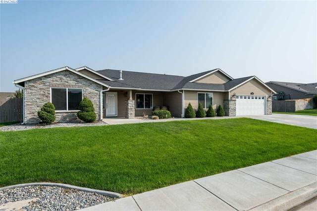 6306 Galena St, West Richland, WA 99353 (MLS #245612) :: Premier Solutions Realty