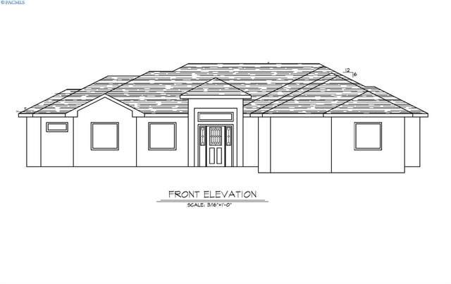 Lot 24 Nicholas Ln., West Richland, WA 99353 (MLS #245648) :: Premier Solutions Realty