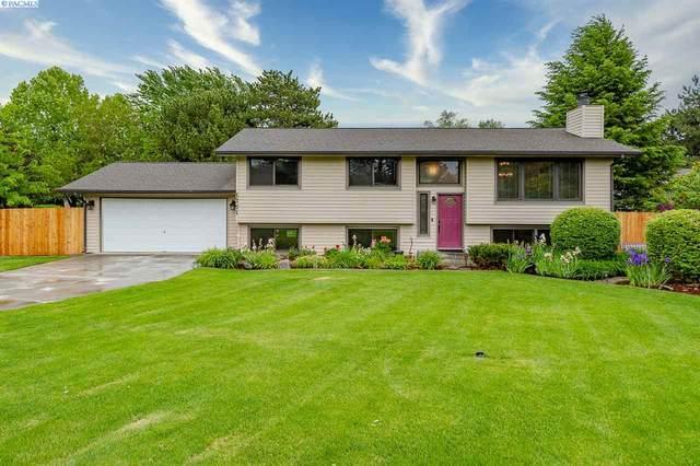 1721 S Olson St, Kennewick, WA 99338 (MLS #245707) :: Premier Solutions Realty
