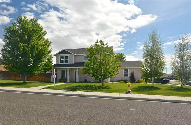 2002 Diamond Head Way, West Richland, WA 99353 (MLS #245728) :: Premier Solutions Realty
