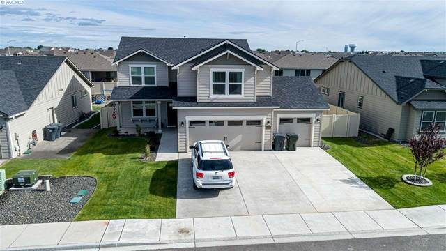 8201 Cariboo Drive, Pasco, WA 99301 (MLS #245738) :: The Phipps Team