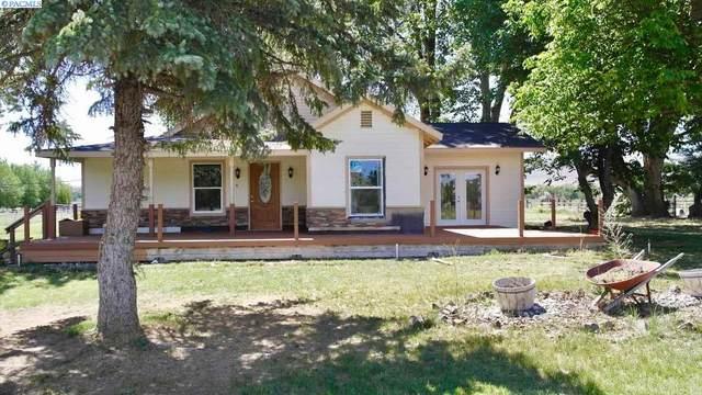 8103 E Massingale, Benton City, WA 99320 (MLS #245754) :: Tri-Cities Life