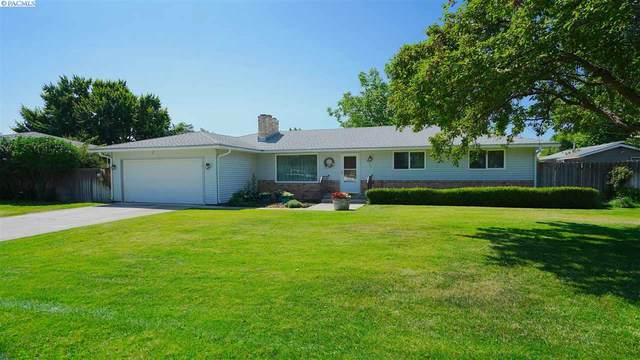5111 W 6th Pl, Kennewick, WA 99336 (MLS #245758) :: Premier Solutions Realty