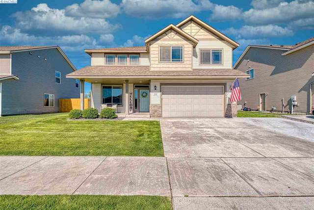 5802 Tyre Drive, Pasco, WA 99301 (MLS #245759) :: Premier Solutions Realty