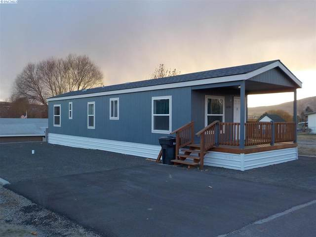 6707 James Street, West Richland, WA 99353 (MLS #245769) :: Premier Solutions Realty