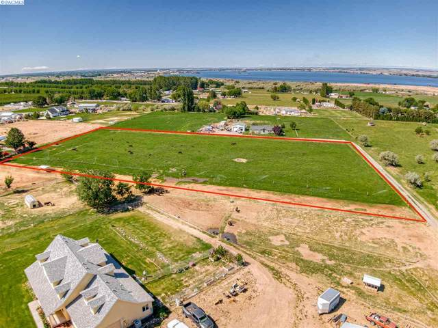 TBD E Hover Road, Kennewick, WA 99337 (MLS #245772) :: Premier Solutions Realty