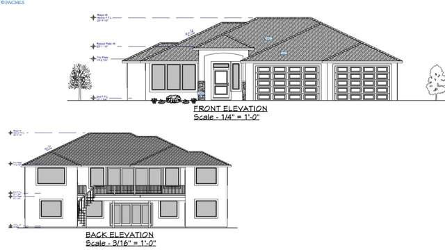 Lot 9 3414 Bing St, West Richland, WA 99353 (MLS #245773) :: Premier Solutions Realty