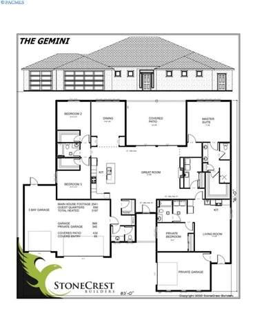6619 Argos Street, West Richland, WA 99353 (MLS #245786) :: Tri-Cities Life