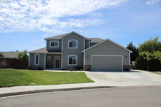 605 Panorama Court, West Richland, WA 99353 (MLS #245823) :: Tri-Cities Life