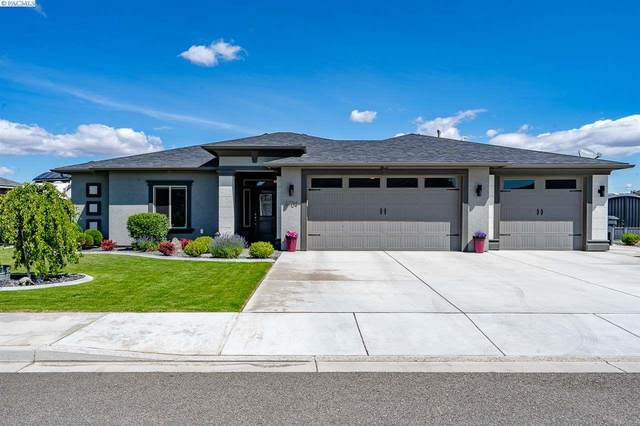 6704 Marble St, West Richland, WA 99353 (MLS #245832) :: Tri-Cities Life
