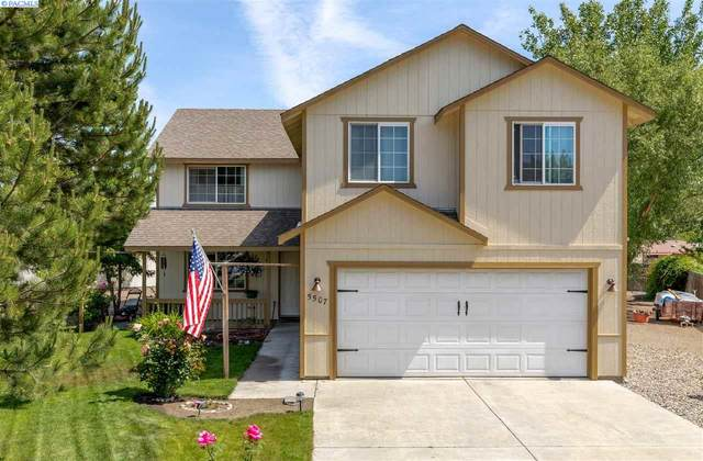 5507 Holly Way, West Richland, WA 99353 (MLS #245849) :: Tri-Cities Life